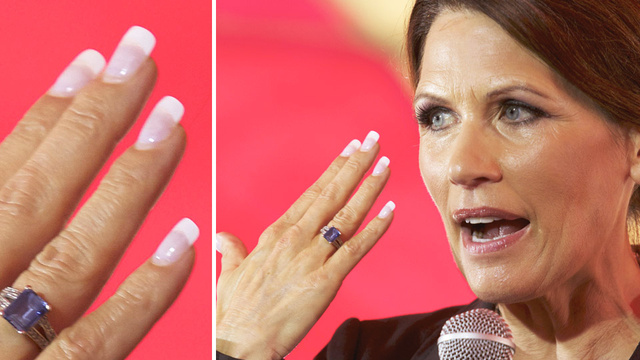 The Michele Bachmann Manicure Index