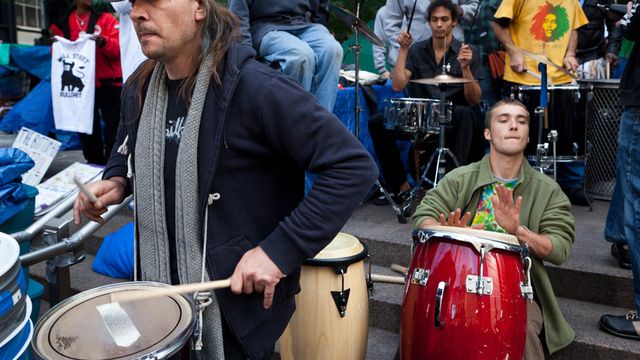 Is the Drum Circle About to Kill Occupy Wall Street?