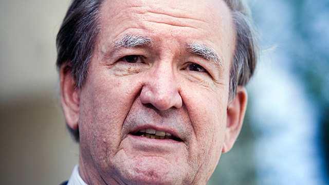 Pat Buchanan Basically Wants a Race War