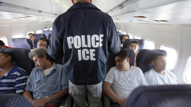 ICE Officer to People Whose Home He Entered: 'the Warrant Is Coming Out of My Balls'