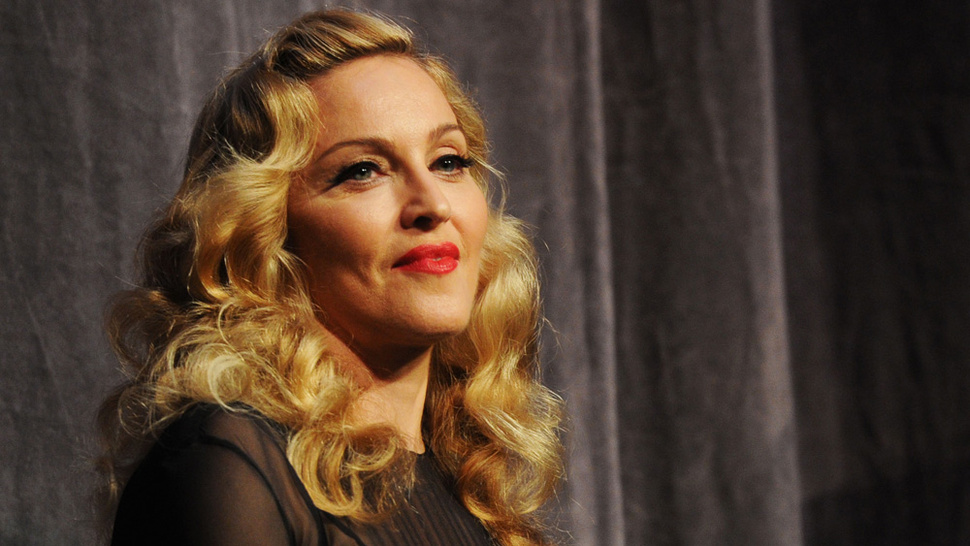 Madonna Has a Homeless Brother