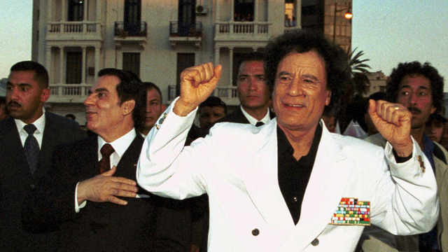 Muammar Gaddafi Might Have Been the Richest Person in the World