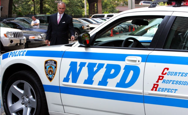 NYPD in Super Racist Cop Shocker, Again