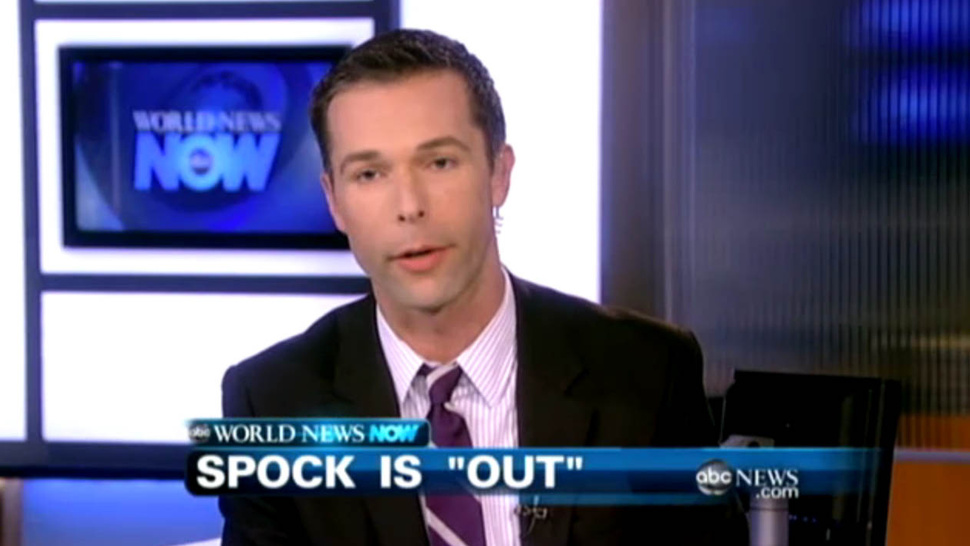 Zachary Quinto Inspires ABC News Anchor to Come Out on Air