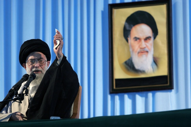 Iranian Supreme Leader: Wall Street Protests Will 'Bring Down the West'