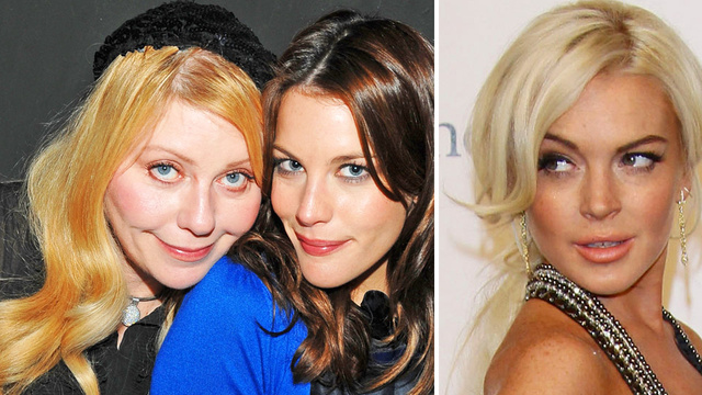 Liv Tyler's Mom: I Could Make Lindsay Lohan Win an Oscar in Two Years