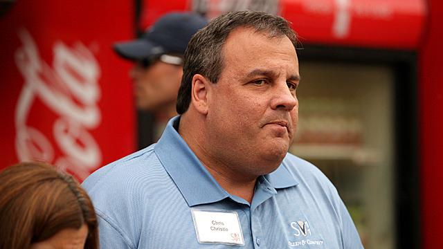 Chris Christie to Announce His Intention to Continue to Not Run for President