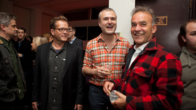 Gawker Toasts Nick Broomfield