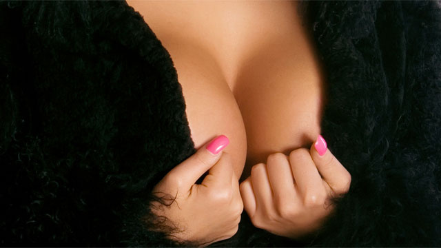 Stabbed Woman Saved By Gigantic Breast Implant