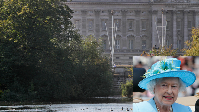 Skeleton Found Near Buckingham Palace Turns Out to Be Guy Obsessed With Queen