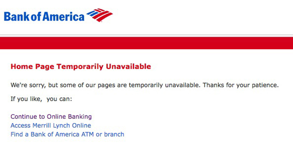 Did Bank of America Get Hacked for Gouging Customers?