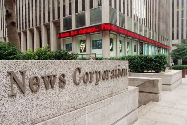 News Corp May Face Legal Action in the U.S.