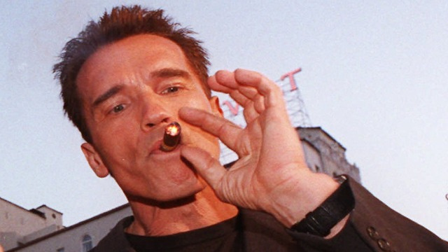 Schwarzenegger Releasing Memoir With Misleading Title