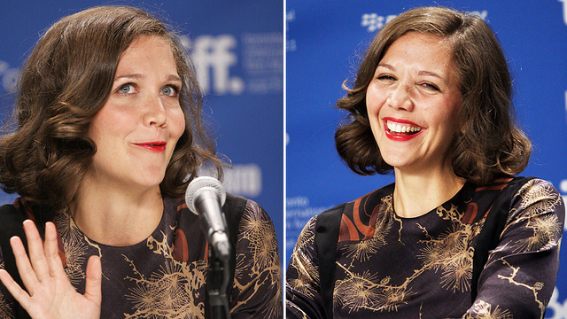 Maggie Gyllenhaal: I Share Vibrators With My Friends