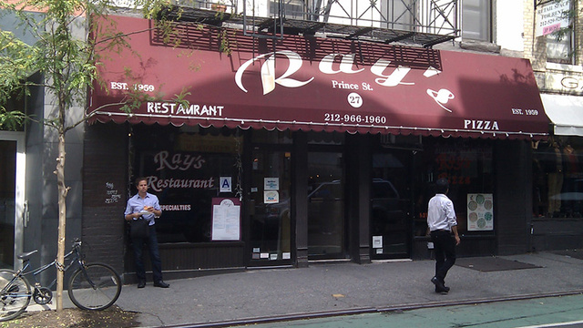 The First and Original Ray's Pizza Is Closing Down