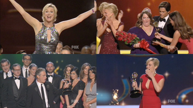 The Most Memorable Moments of the 2011 Emmy Awards