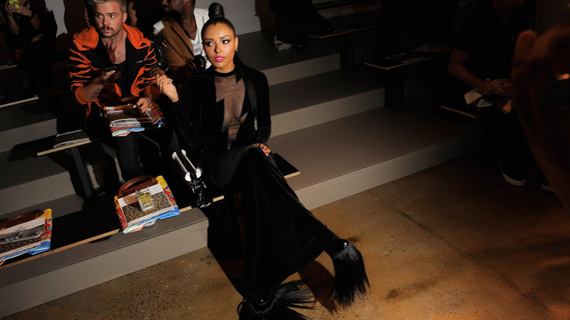Fashion Week Goes Off into the Sunset