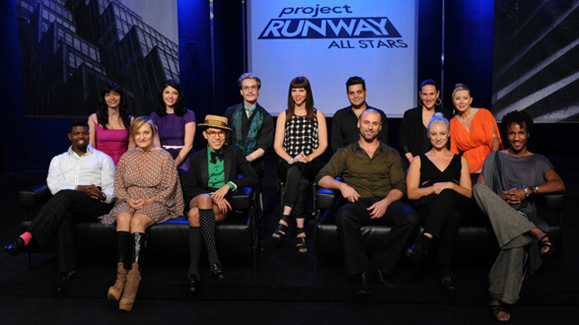 Are These The Winners of the Upcoming Project Runway All Stars?