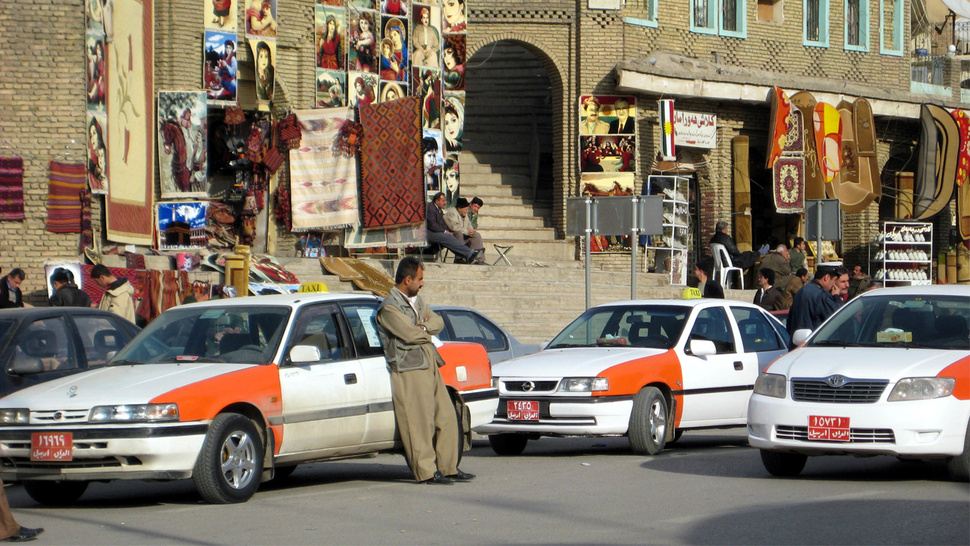 Grave Containing 40 Missing Taxi Drivers Found in Iraq
