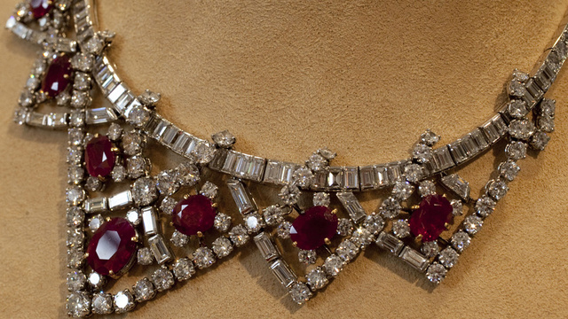 A Quick Tour of Elizabeth Taylor's $30 Million Jewelry Collection