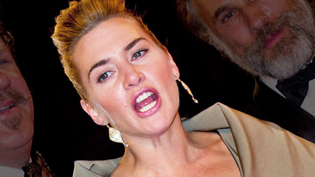 Kate Winslet's Projectile Vomit Helped Her Family Bond