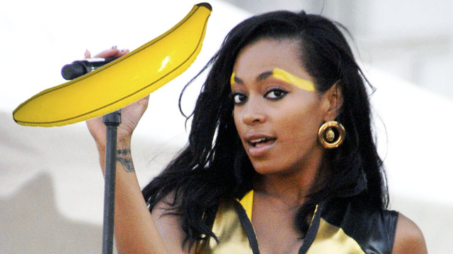 Beyonce's Sister Blames Racism for Giant Banana Brawl