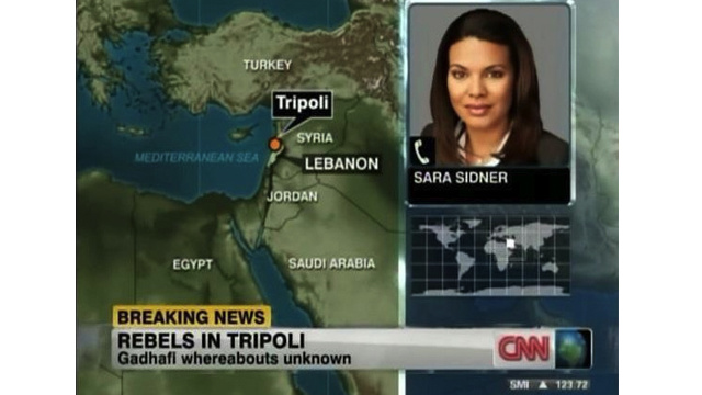CNN Thinks All Tripolis Look the Same