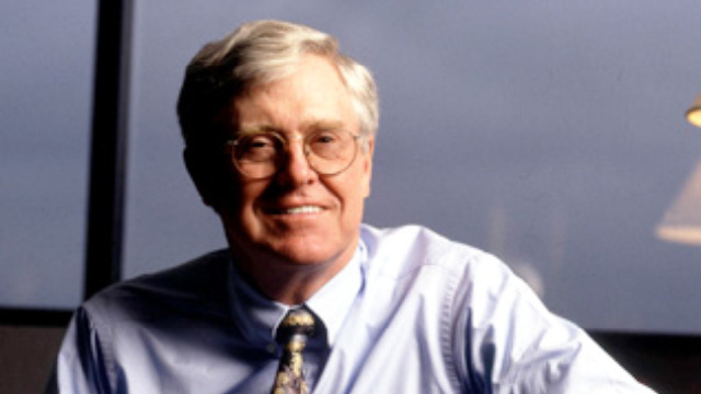 Koch Money Is Better Than Government Money