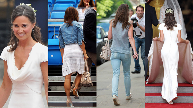 Was Pippa Middleton's Butt Padded?