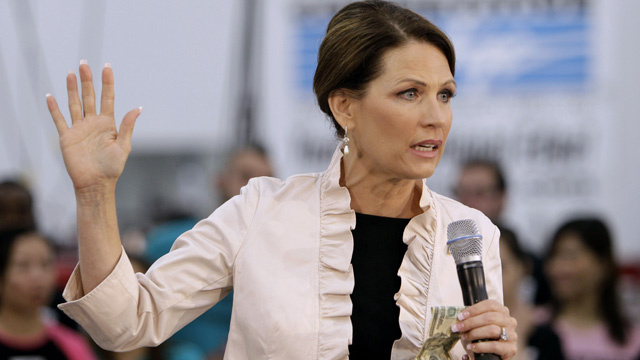 The S&P Downgrade Was Basically Michele Bachmann's Fault