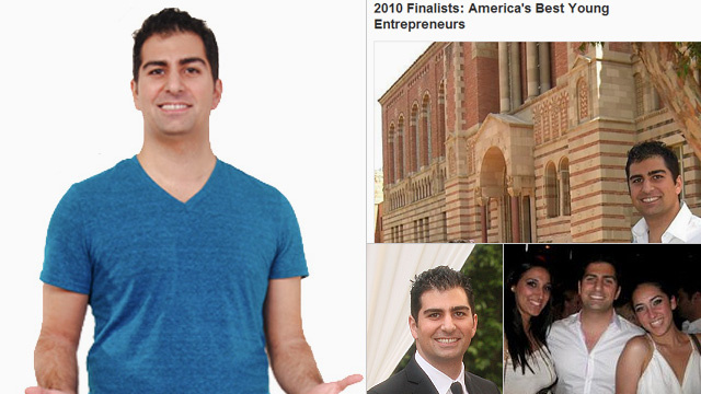 Narcissistic Startup Founder Asks the World Whether He Should Attend Harvard