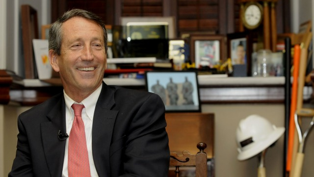 'Appalachian Trail' Ex-Gov Mark Sanford's Still Pretty Weird