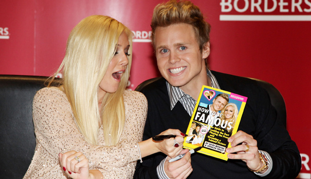 Spencer Pratt and Heidi Montag Regret Being Assholes