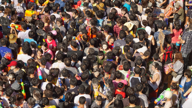 World Population To Reach 7 Billion in 2011