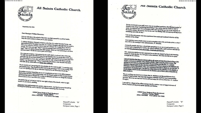 The Catholic Church's Secret Gay Cabal - The Documents