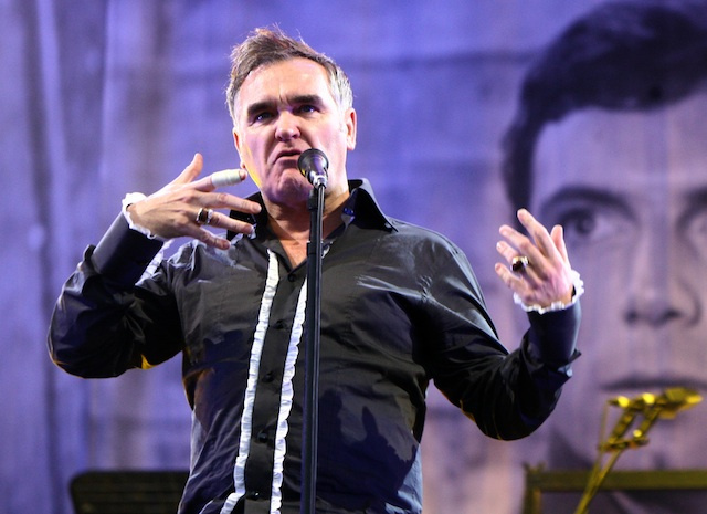 Morrissey Says Fast Food Is Worse Than Norway Massacre