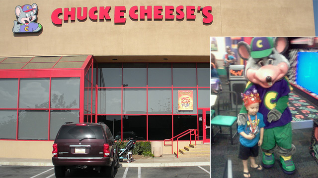 Chuck E. Cheese Embroiled in Crude Gesture Scandal