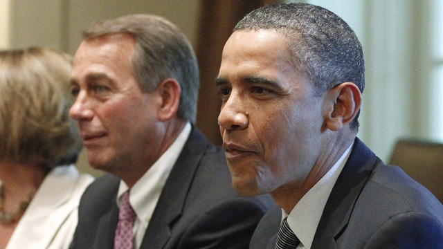 Are Obama and Boehner Nearing a Debt Deal?