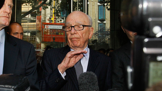 Scotland Yard Basically Owned by Rupert Murdoch