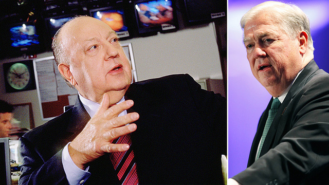 Roger Ailes Met With Gov. Haley Barbour Three Weeks Before 2010 Elections