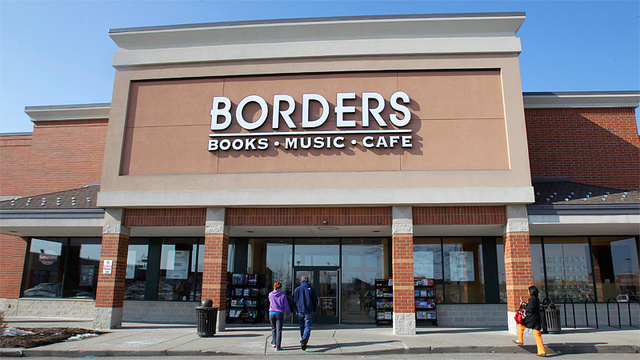 Borders Could Disappear Forever This Weekend
