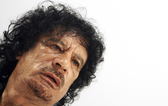 Qaddafi Is Willing to 'Blow Up' Tripoli