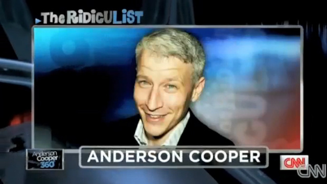 Anderson Cooper Accused of Ripping Off Snooki Segment