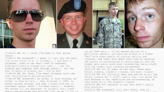 Bradley Manning Chats About His Political Ambitions and His Boyfriend