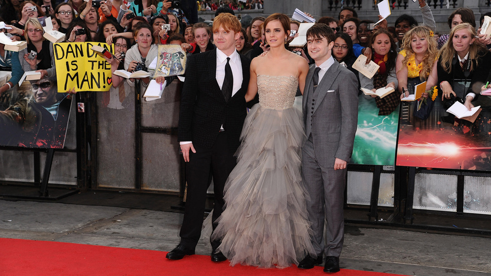 All the Sights from the <em>Harry Potter</em> London Premiere
