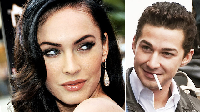 Shia LaBeouf: Megan Fox Cheated on Her Husband with Me