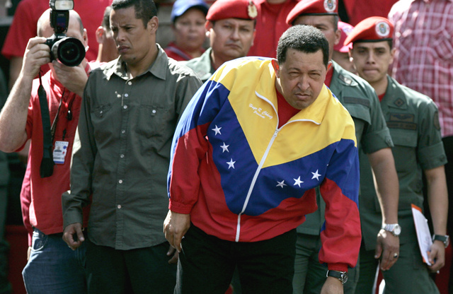 How Sick Is Hugo Chavez?