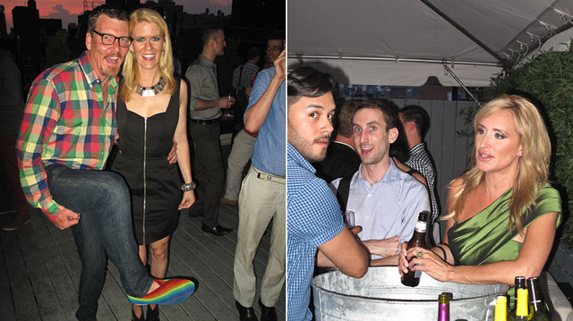 All the Sights and Sounds from the Gawker Summer of Love Benefit