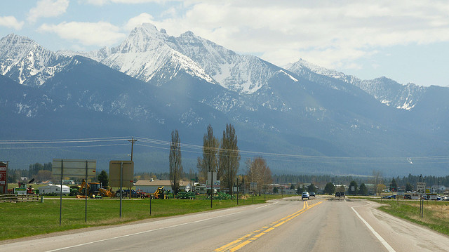 Montana Town Becomes Haven for Angry White People