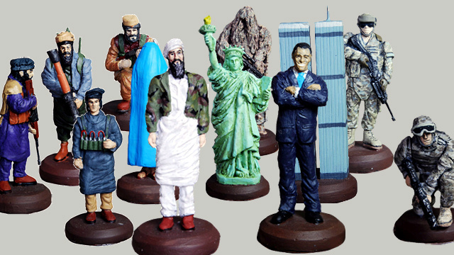 Now You Can Own the Taliban Chess Set